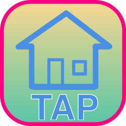 TAP Mortgage and Loan Icon Rounded